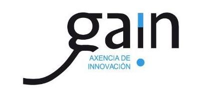Logo Axencia galega innovacion